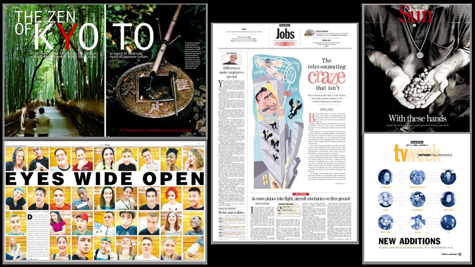 editorial designer portfolio