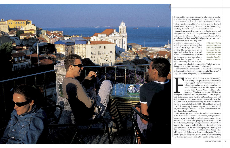 The Soul of Lisbon